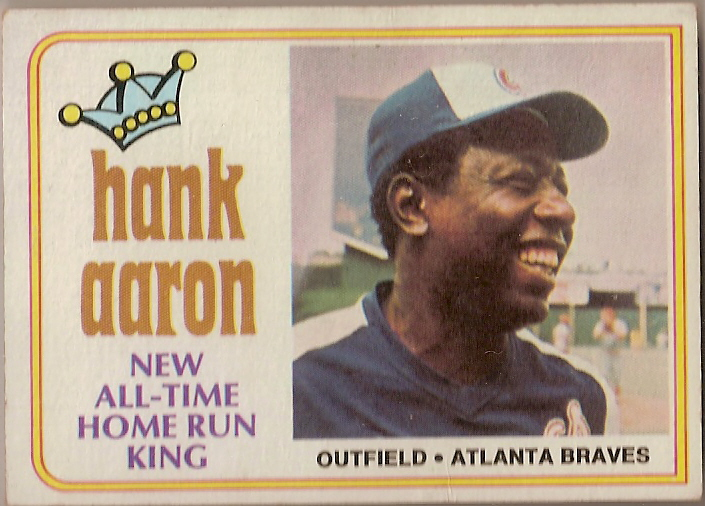 hank aaron analysis Hank aaron, who today still lives with his family in atlanta, says expert analysis and commentary to make sense of today's biggest stories newsletters sign up here to have the best stories delivered straight to your inbox.
