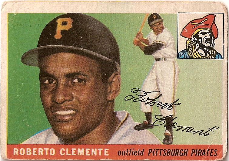 Best Roberto Clemente Baseball Cards And Rookie Card