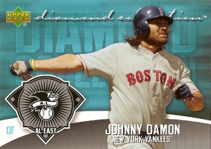 2006upperdeckdiamondcolelctionjohnndamon