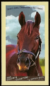 I love this card ... and I am not even a horse racing mark.