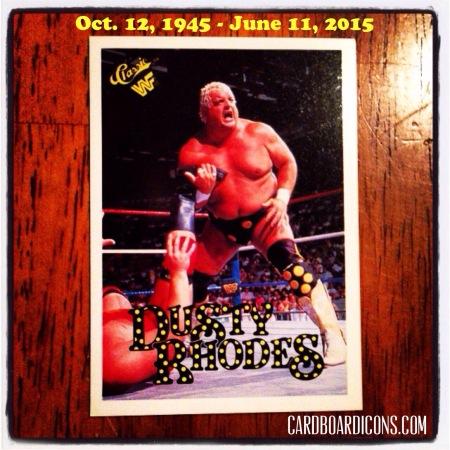 In Memoriam: Dusty Rhodes, The American Dream, Oct. 12, 1945 – June 11, 2015