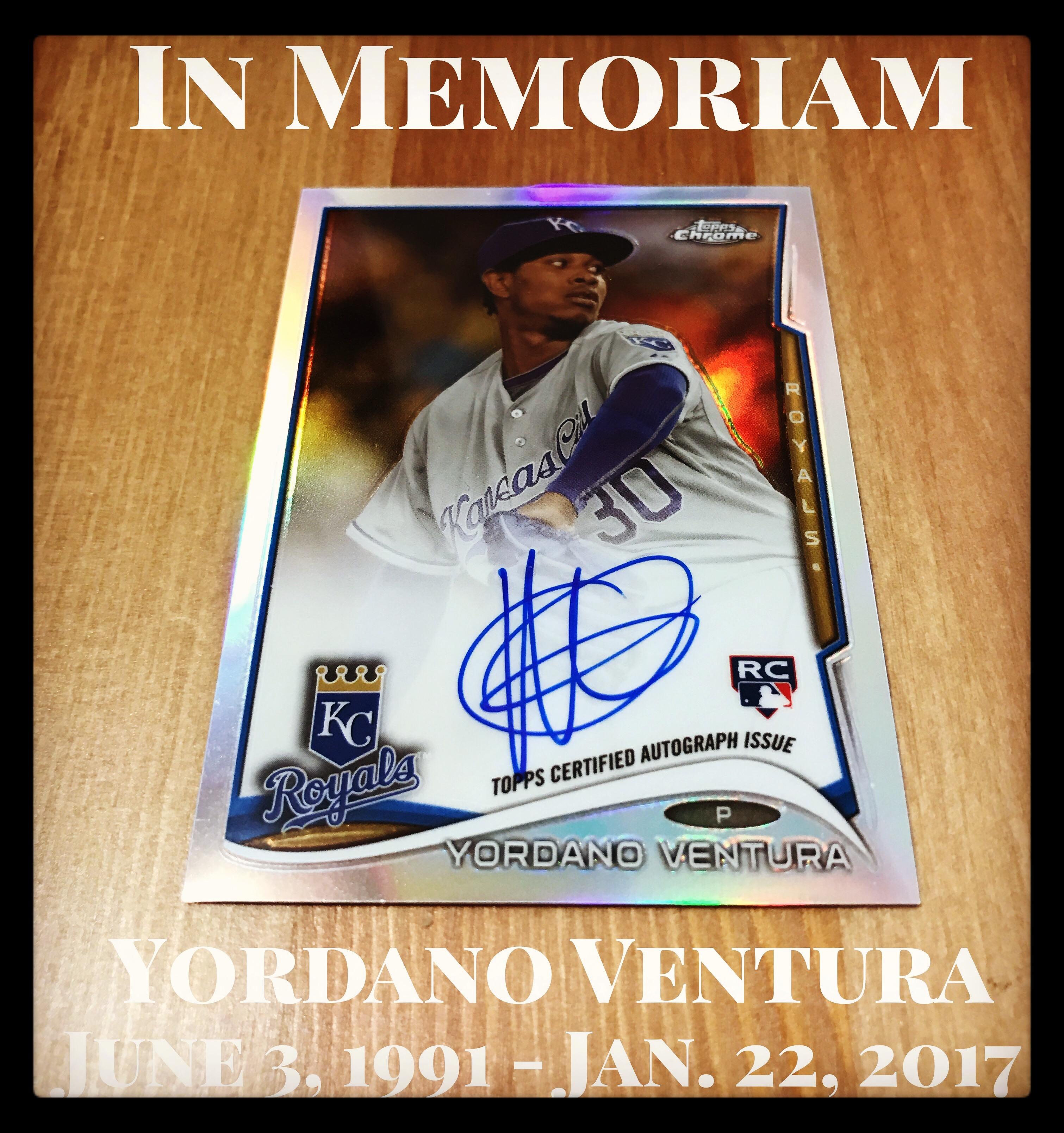acf38fe787b In Memoriam  Yordano Ventura 6 3 91-1 22 17