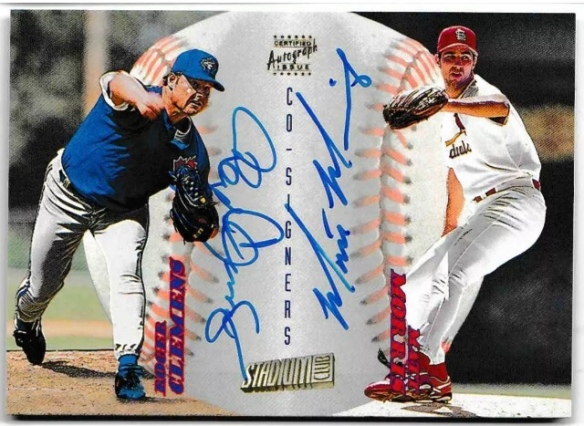 Updated The Issue Of Not So Authentic Topps Certified Autograph