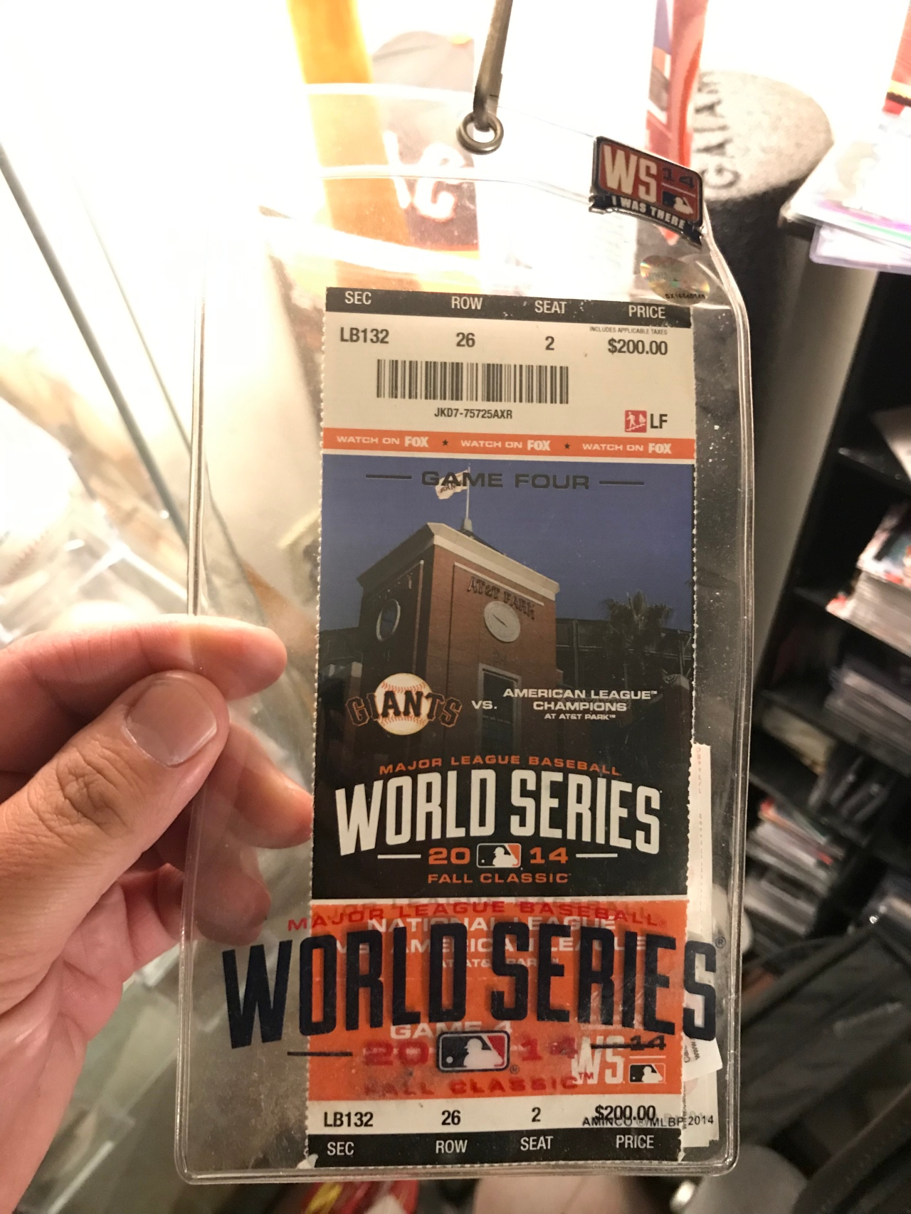 Technology not making it easy to obtain physical World Series Tickets