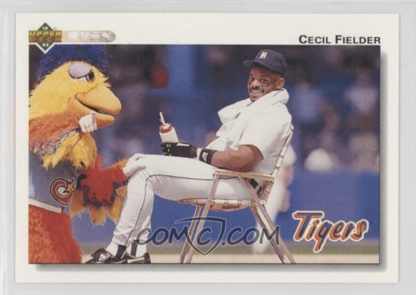 It Took 27 Years To See The Sexual Innuendo On This 1992 Upper Deck