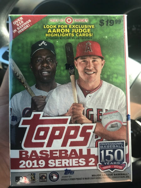157ba8fe This year, the feeling is a bit different since there are key rookies in  Series Two including rookie cards of Pete Alonso, Eloy Jimenez and Fernando  Tatis ...